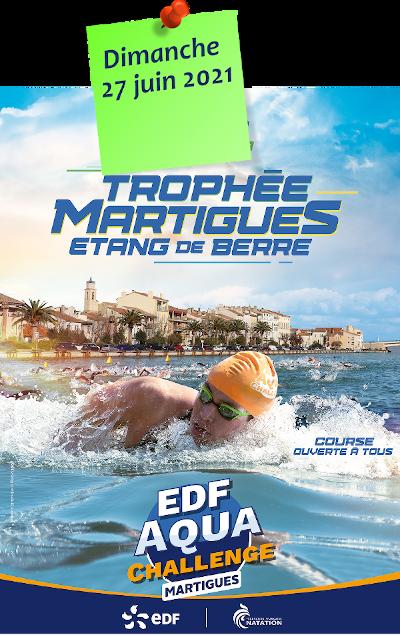 Trophée Martiques Etang de Berre