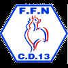 Clubs FFN du 13